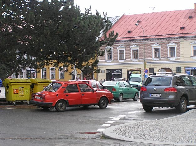Vratislavovo náměstí.