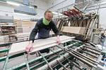 Výrobce lyží Sporten v Novém Městě na Moravě.