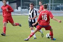 Na podzim porazila žďárská rezerva Třebíč B 6:0. Tři body si po výsledku 0:1 přivezla i z Třebíče.