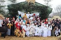 Ani v letošním roce nepřijdou místní a návštěvníci Měřína na Štědrý den o vánoční hru inspirovanou tradičním příběhem o narození Ježíška.
