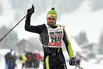 Ročárek na rakouském Ski Trailu na 42 km volnou technikou porazil celé startovní pole a obhájil v barvách svého týmu Fischer Racing Team loňské vítězství.