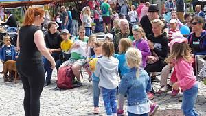 O tradičním Dni Žďáru se pobavili malí i velcí