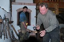 Šlakhamr na Žďársku patřil kovářům