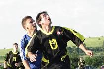 Fotbalisté Rozsoch si po dvou prohrách zahrají příští ročník I. B třídu.