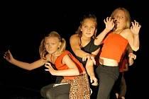 Ve čtvrtek patřilo festivalové dění tanci, který divákům v Městském divadle ve Žďáře nad Sázavou umožnilo vychutnat hned několik tanečních souborů.