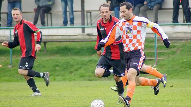 Letos jim postup nevyšel, ale fotbalisté Křižanova to zkusí další sezonu