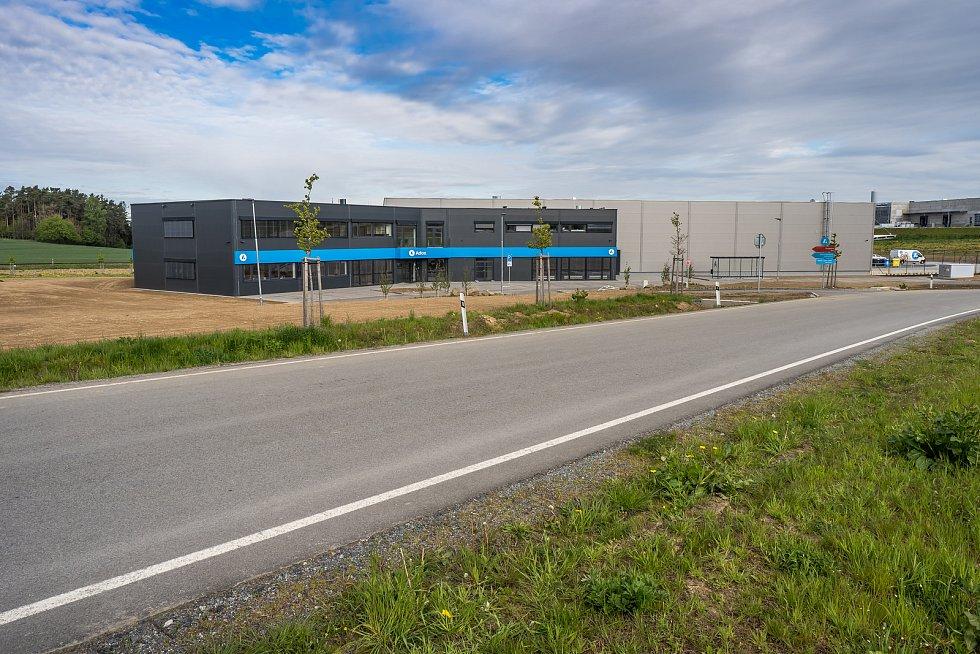 Pod číslem 3 bylo do soutěže zařazeno nové sídlo společnosti ADOZ Bystřice nad Pernštejnem.