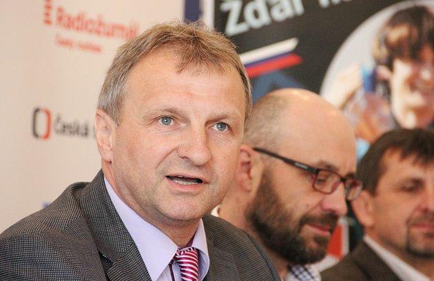 Zdeněk Křivánek, starosta, Nové Veselí
