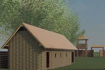Na louce pod Zubštejnem v rámci II. etapy úprav zříceniny přibude řemeslné předhradí. Fungovat bude v letní turistické sezoně, Bystřičtí se na realizaci projektu za 15 milionů budou snažit získat dotační podporu.