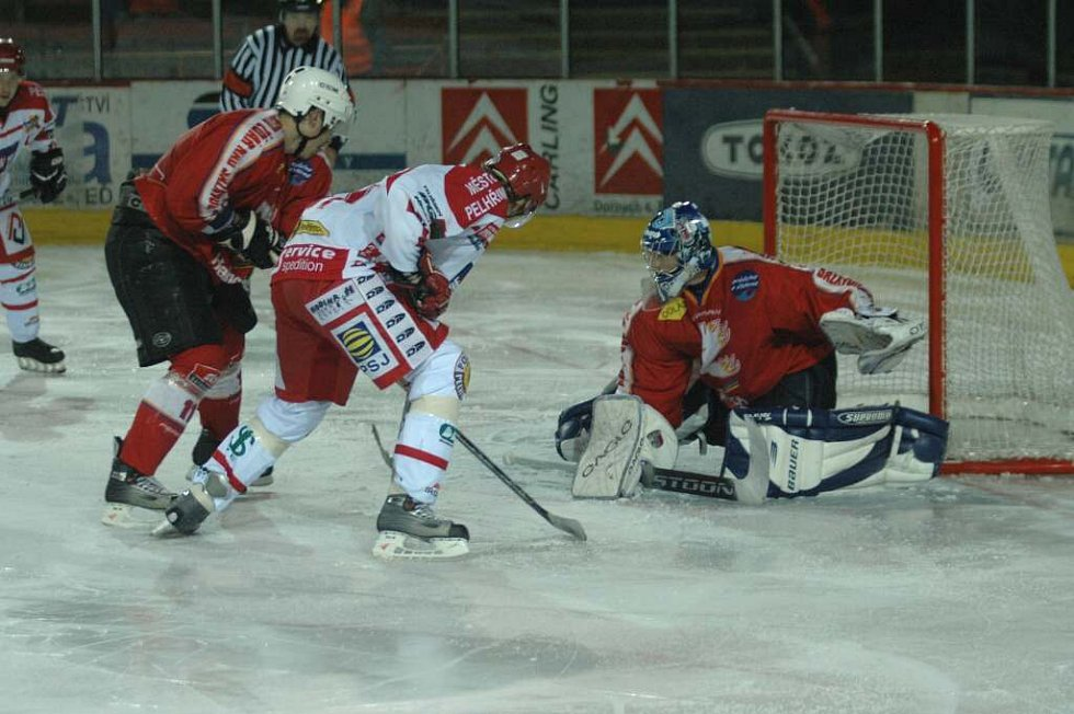 Regionálnímu hokeji došly peníze. Velmi nejistou budoucnost mají sportovci především ve Žďáře a Bíteši.
