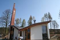 V neděli od 15 hodin bude ve Slavkovicích celebrovat mši svatou kardinál Miloslav Vlk, arcibiskup pražský.