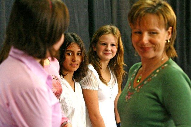 Mladí spisovatelé ze žďárského okresu se včera dočkali ocenění své několik měsíců trvající práce