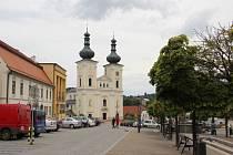 Bystřice nad Pernštejnem.