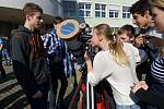 Iniciativa Bystřická obloha, která sdružuje amatérské astronomy, pořádá také pozorování pro veřejnost.