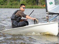 Na své si nyní přijdou zejména vyznavači jachtingu, kteří Dářko s oblibou využívají.