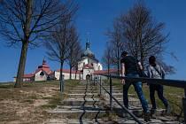 Kostel svatého Jana Nepomuckého na Zelené hoře otevře své dveře prvním návštěvníkům.