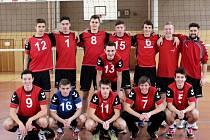 Volejbalisté Spartaku Velkého Meziříčí vyhráli ve své premiérové sezoně krajský přebor mužů.