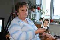 Ludmila Zelená z Habří je velká fanynka Miloše Zemana.