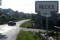 Daňově diskriminovaná se cítí i Řečice na Novoměstsku.