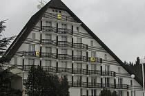 Novoměstský hotel SKI.