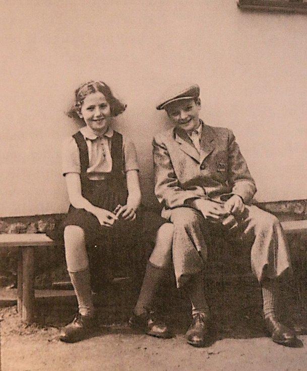 Hana a Jiří Bradyovi.
