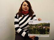 Kalendář Moje Baliny je dílem Hany Brablecové.