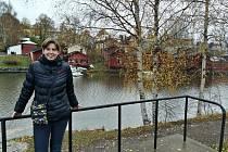 Lucie Kutalová z Nového Města na Moravě podnikla cestovatelské dobrodružství na severu Evropy. Poznala Finsko i sousední státy.