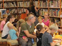 Knihovny nenabízejí jen možnost zapůjčit si knihy či připojit se na internet. Stále více se stávají místem setkávání a kulturních aktivit. To potvrzuje Týden knihoven, do něhož se zapojila řada knihoven na Žďársku.