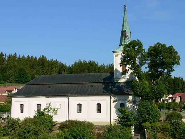 Kostel v Jimramově byl dříve toleranční modlitebnou. Bude dnes také památkou?