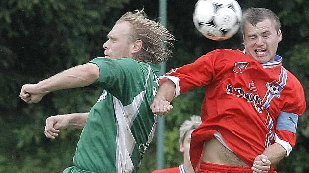 Úvodní a jediný gól padl ve Velkém Meziříčí ihned po rozehrávce. Územní převaha alespoň k remíze nevedela.