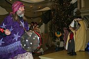 Vánoční divadelní představení se hraje v novoměstském evangelickém kostele rok co rok.