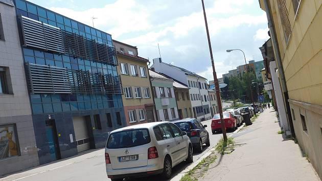 Přestavba prvního úseku Nádražní ulice začne tento měsíc