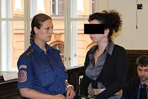 Žena, která zavraždila své vlastní dítě, slyšela definitivní trest. Do vězení půjde na 16 let.