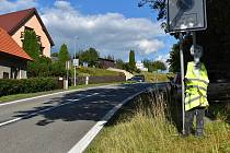 Měřit se bude v Brněnské ulici, v Pohledci a v Rokytně. Právě tam auta jezdí nejrychleji.