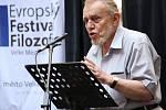 Ve Velkém Meziříčí začne ve čtvrtek 8. června Evropský festival filozofie. Začátek června je tam přednáškám, seminářům a workshopům předních českých filozofů a dalších akademiků věnován už pojedenácté. V několika uplynulých ročnících přednášel na festival