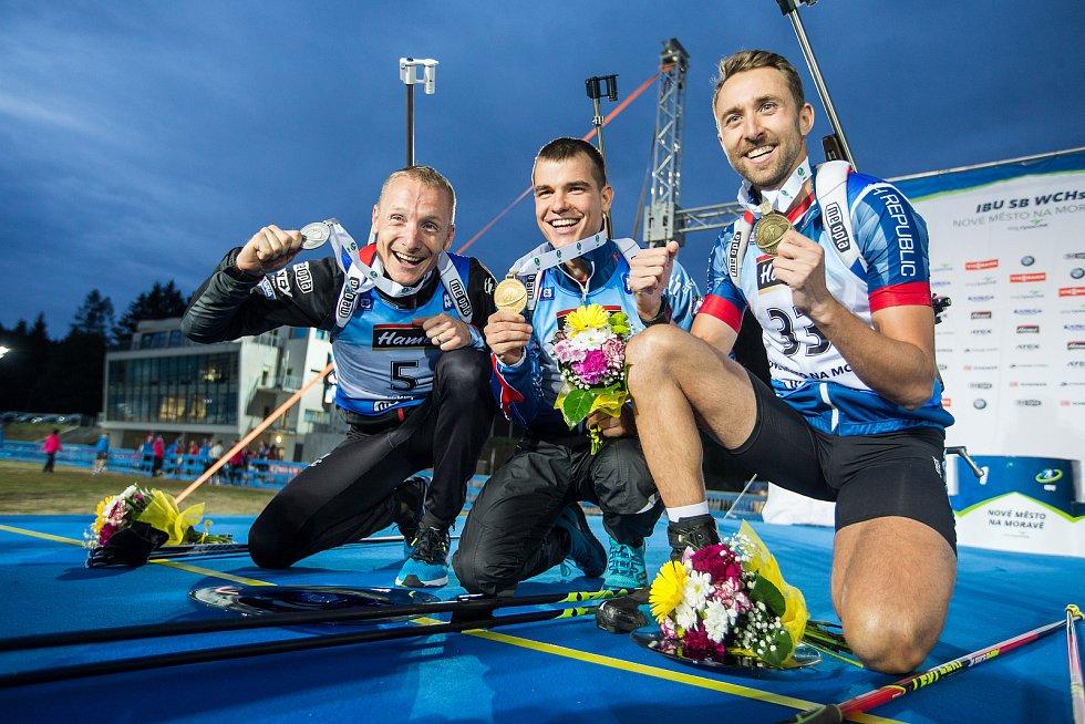 Minulé mistrovství světa v letním biatlonu se v Novém Městě na Moravě konalo v roce 2018.