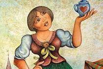 Josef Kremláček se věnoval především knižní grafice. Zabýval se ilustrační tvorbou dětských publikací.