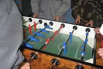 Ve žďárské Ponorce se tento týden konají turnaje.