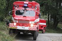 Auta používaná dobrovolnými hasiči mají většinou svá nejlepší léta dávno za sebou.