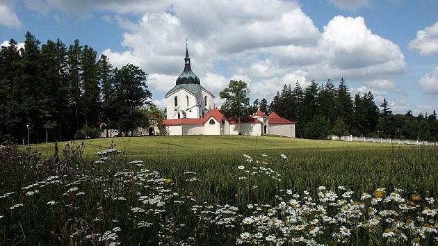 Poutní kostel svatého Jana Nepomuckého na Zelené hoře, památku zapsanou na seznamu kulturního dědictví UNESCO, si v roce 2009  prohlédlo na 21 320 osob, letos zatím 21 054.