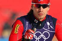 2006 - Na startu olympijského závodu v Turíně.