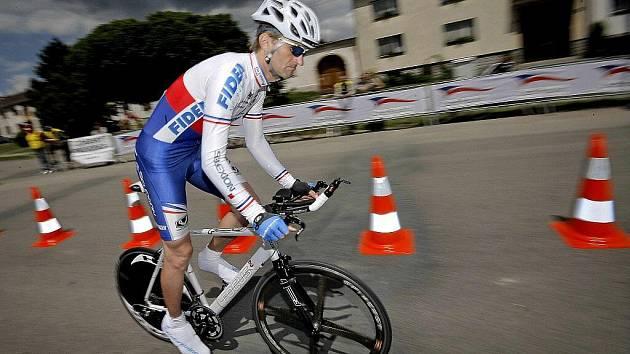 Mistrovství Evropy v silniční cyklistice kategorie Masters.