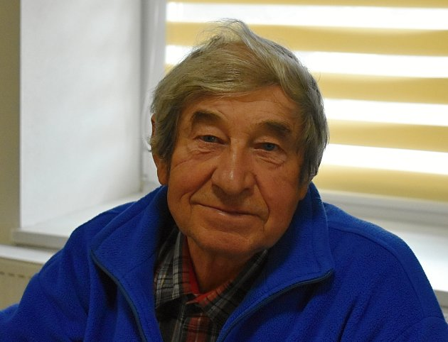 Jiří Fiala, 76let, Milasín.