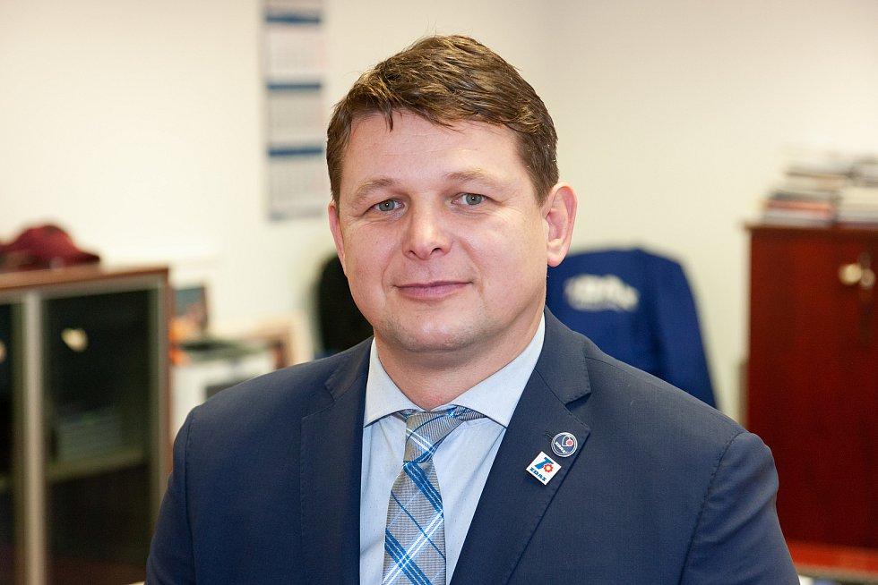 Pavel Cesnek stojí v čele Žďasu od roku 2017.