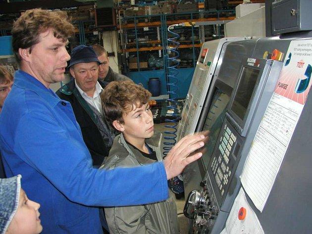 První brněnská strojírna ve Velké Bíteši uspěla v celorepublikové soutěži.