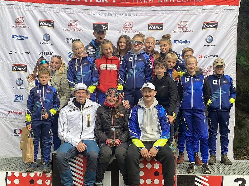 Mistrovství České republiky v letním biatlonu