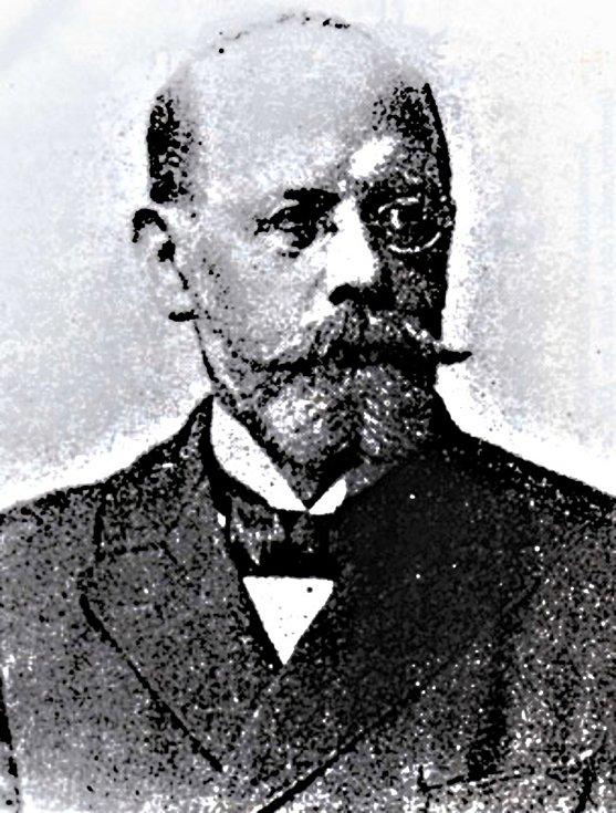 Valerián Kalláb, první velitel sboru.