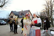 V Polničce letos drželi obnovenou tradici devátým rokem.