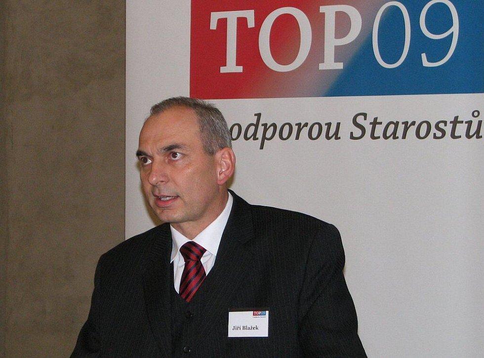 V pátek 13. listopadu 2009 proběhl v Jihlavě ustavující sněm TOP 09 v kraji Vysočina.