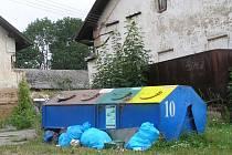 Za odpady zaplatí i lidé s bydlištěm na úřadě.